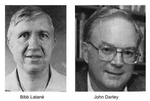 Bibb Latané a John Darley