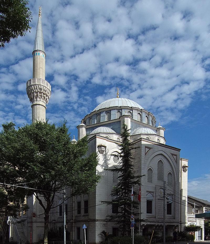 Mešita Tokyo Camii (foto: Wikipedia)