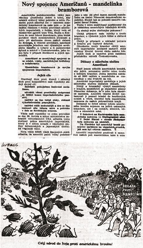 Rudé právo 12. července 1950