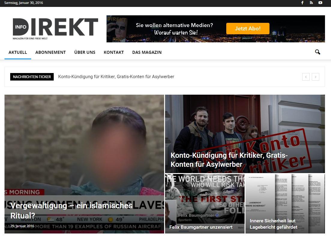 News Info DIREKT