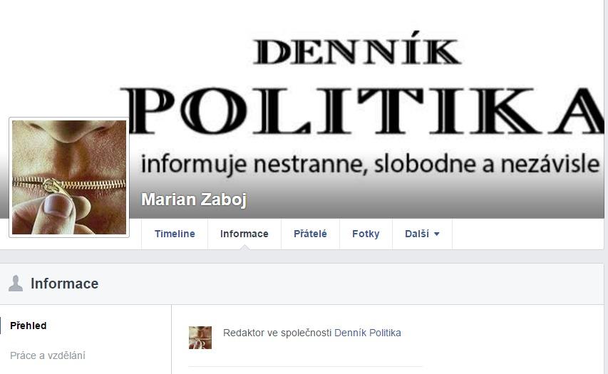 Screenshot FB