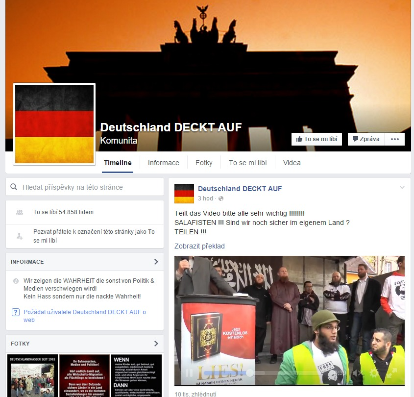 Deutschland DECKT AUF_