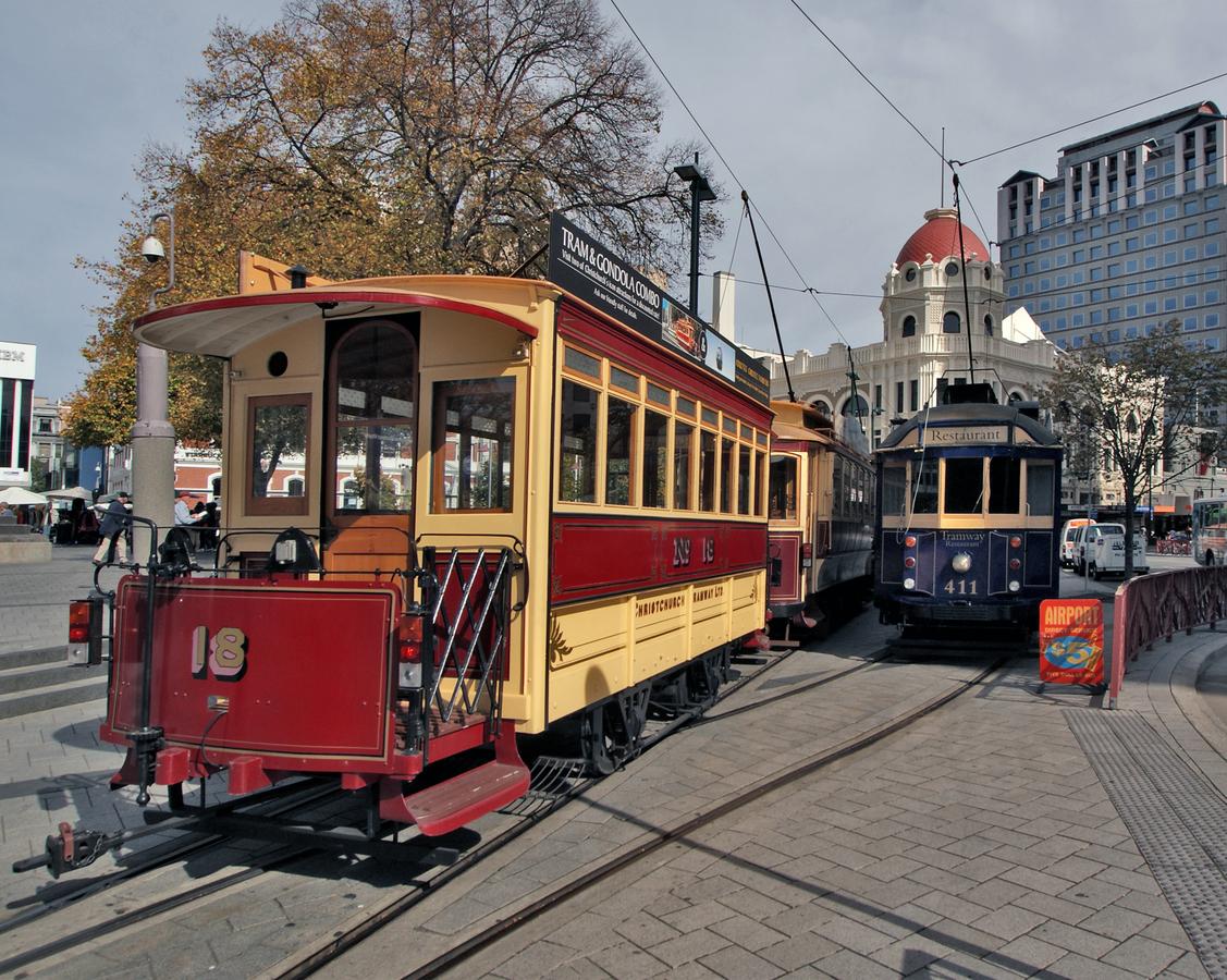Открытки, картинка с трамваем